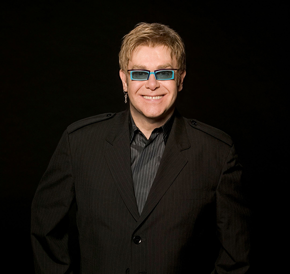 Elton John at Farm Bureau Live