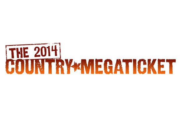 Country Megaticket at Farm Bureau Live