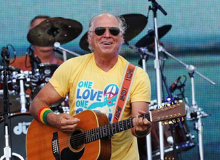 Jimmy Buffett & The Coral Reefer Band at Farm Bureau Live