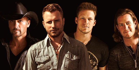 2015 Country Megaticket Tickets (Includes All Performances) at Farm Bureau Live