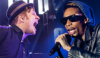Fall Out Boy, Wiz Khalifa & Hoodie Allen at Farm Bureau Live