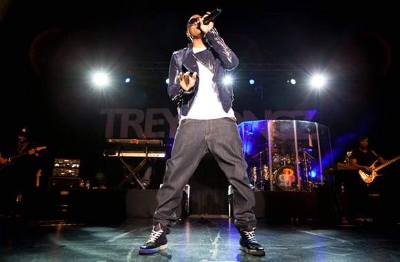 Z104 Shaggfest: Trey Songz at Farm Bureau Live