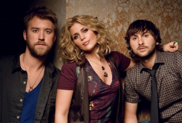 Lady Antebellum, Hunter Hayes & Sam Hunt at Farm Bureau Live