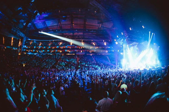 Outcry Tour: Hillsong Worship at Farm Bureau Live