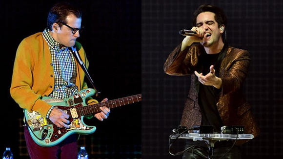Weezer & Panic! At The Disco at Veterans United Home Loans Amphitheater