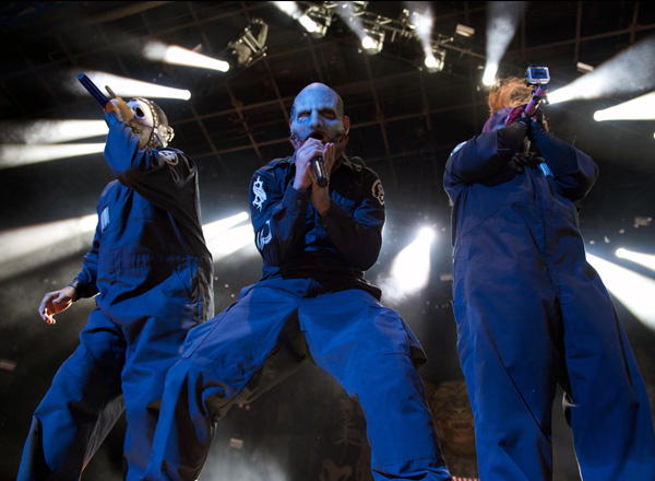 Slipknot, Marilyn Manson & Of Mice and Men at Veterans United Home Loans Amphitheater