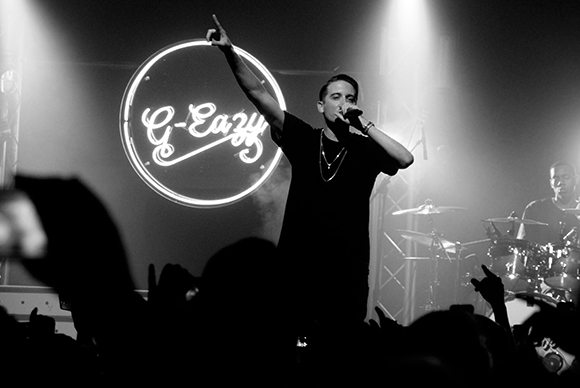 G-Eazy, Logic, Yo Gotti & YG at Veterans United Home Loans Amphitheater