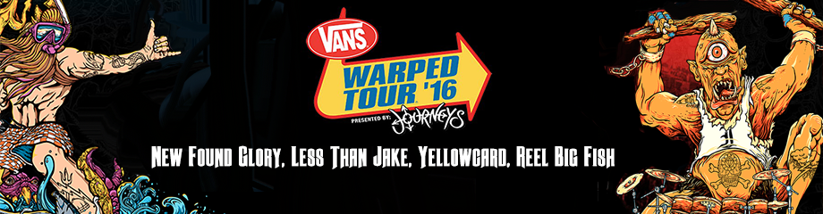 Vans Warped Tour at Veterans United Home Loans Amphitheater