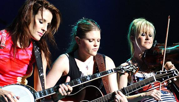 Dixie Chicks at Veterans United Home Loans Amphitheater