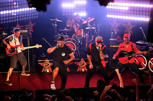 Prophets of Rage at Veterans United Home Loans Amphitheater