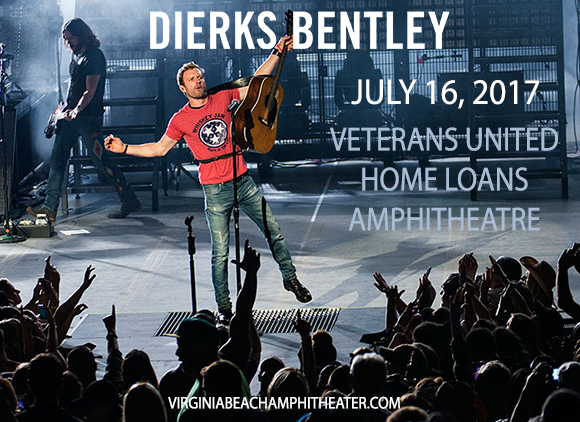 Dierks Bentley, Cole Swindell & Jon Pardi  at Veterans United Home Loans Amphitheater