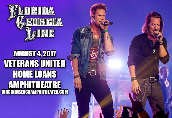 Florida Georgia Line, Nelly & Chris Lane at Veterans United Home Loans Amphitheater