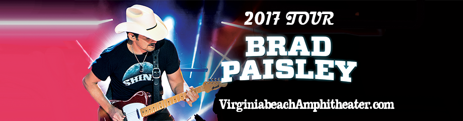 Brad Paisley, Dustin Lynch, Chase Bryant & Lindsay Ell at Veterans United Home Loans Amphitheater
