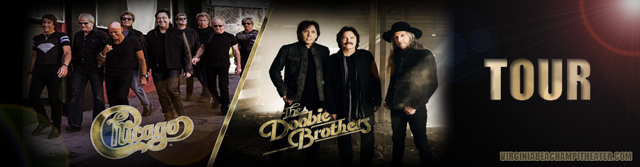 Chicago - The Band & The Doobie Brothers at Veterans United Home Loans Amphitheater