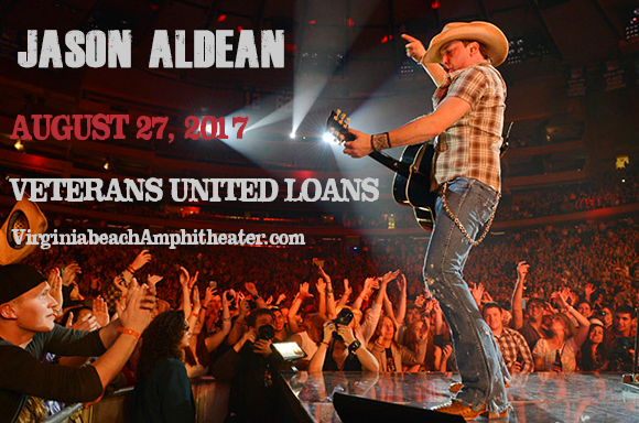 Jason Aldean, Chris Young & Kane Brown  at Veterans United Home Loans Amphitheater