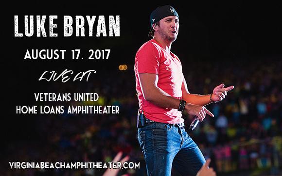 Luke Bryan & Brett Eldredge at Veterans United Home Loans Amphitheater