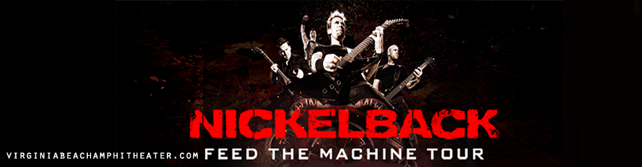 Nickelback & Daughtry at Veterans United Home Loans Amphitheater