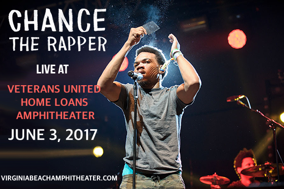 Chance The Rapper at Veterans United Home Loans Amphitheater