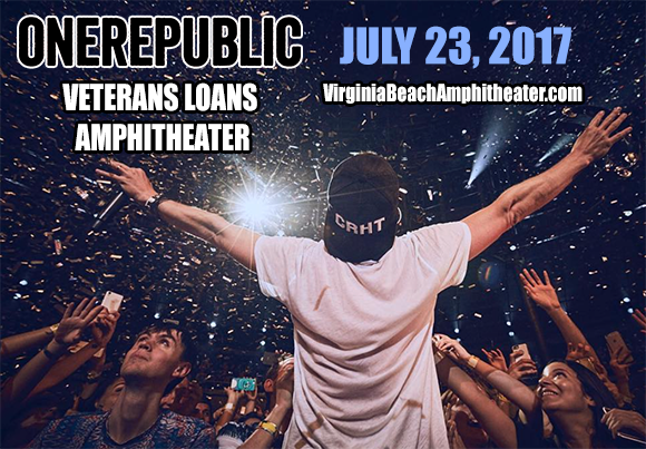 OneRepublic, Fitz and The Tantrums & James Arthur at Veterans United Home Loans Amphitheater