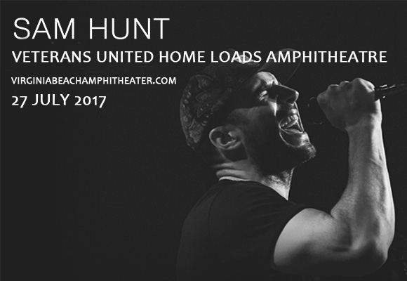 Sam Hunt, Maren Morris & Chris Janson at Veterans United Home Loans Amphitheater