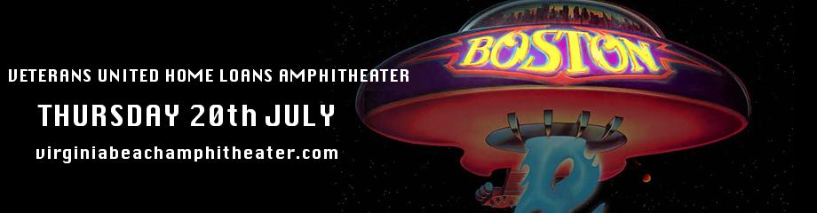 Boston - The Band & Joan Jett and The Blackhearts at Veterans United Home Loans Amphitheater