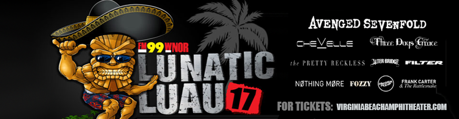 Fm99 Lunatic Luau at Veterans United Home Loans Amphitheater