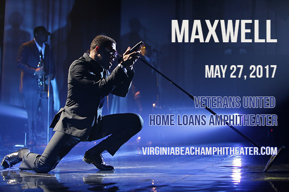 Maxwell at Veterans United Home Loans Amphitheater