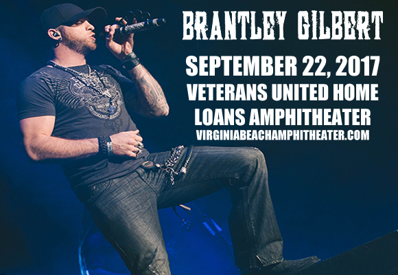 Brantley Gilbert, Tyler Farr & Luke Combs at Veterans United Home Loans Amphitheater