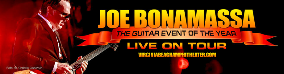 Joe Bonamassa at Veterans United Home Loans Amphitheater