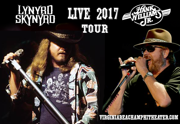 Hank Williams Jr. & Lynyrd Skynyrd at Veterans United Home Loans Amphitheater