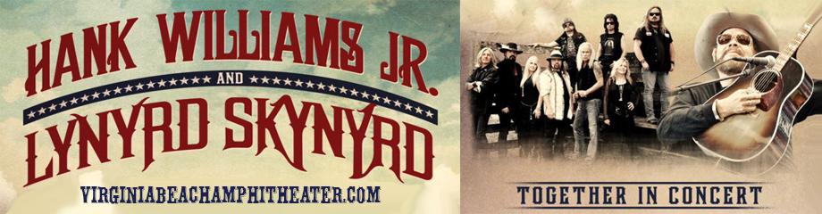 Lynyrd Skynyrd Veterans United Home Loans Amphitheater At Virginia Beach