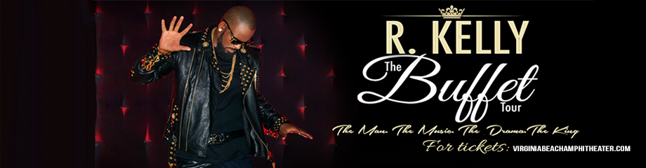 R. Kelly at Veterans United Home Loans Amphitheater