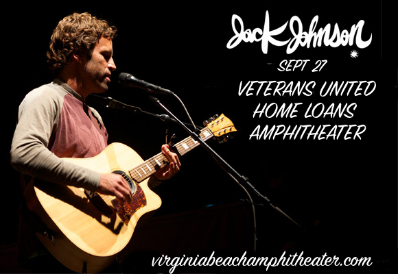Jack Johnson at Veterans United Home Loans Amphitheater