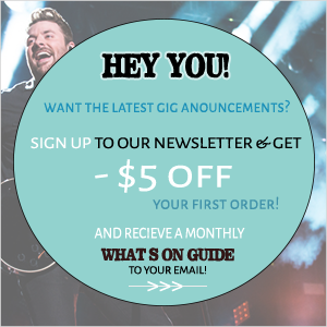 sign up to monthly newsletter