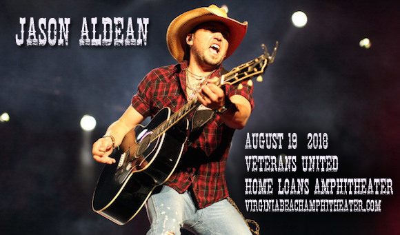 Jason Aldean, Luke Combs & Lauren Alaina at Veterans United Home Loans Amphitheater