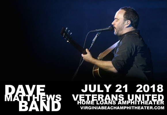 Dave Matthews Band at Veterans United Home Loans Amphitheater