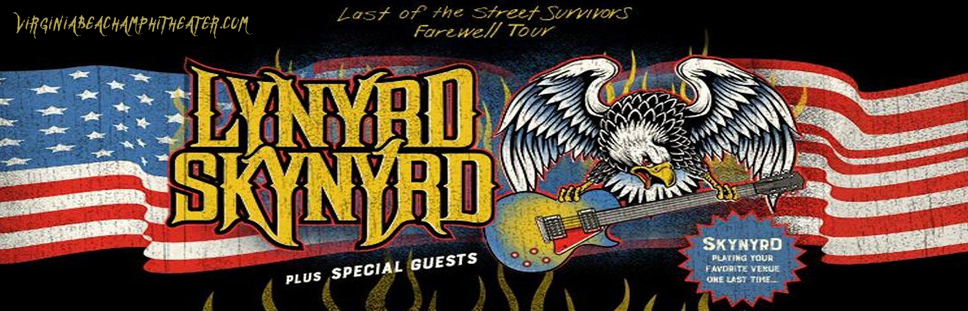 Lynyrd Skynyrd at Veterans United Home Loans Amphitheater