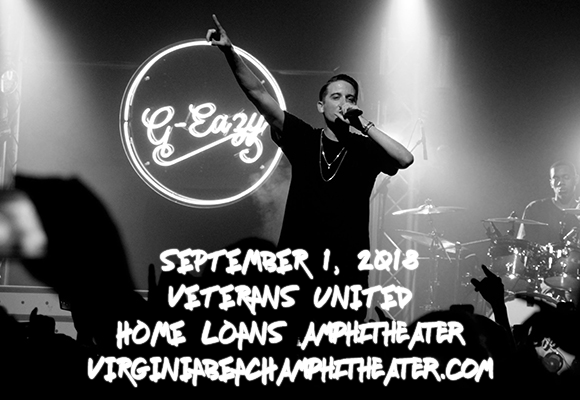G-Eazy at Veterans United Home Loans Amphitheater