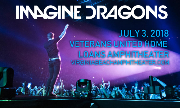 Imagine Dragons at Veterans United Home Loans Amphitheater