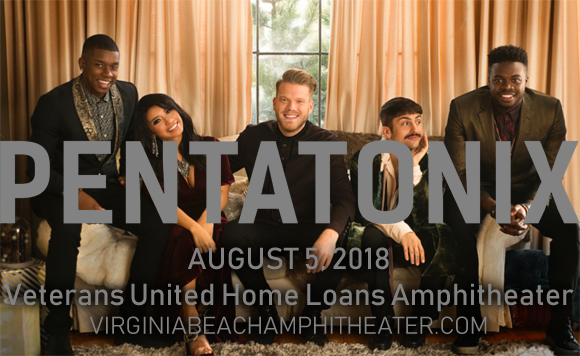 Pentatonix at Veterans United Home Loans Amphitheater