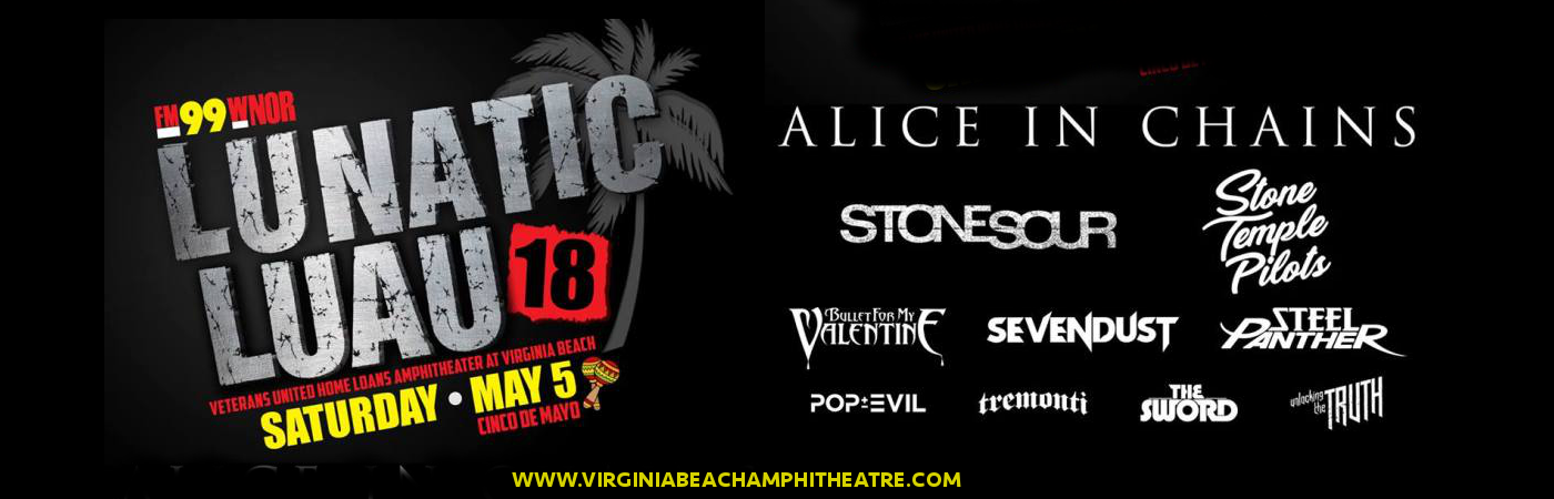 FM99's Lunatic Luau 18 at Veterans United Home Loans Amphitheater