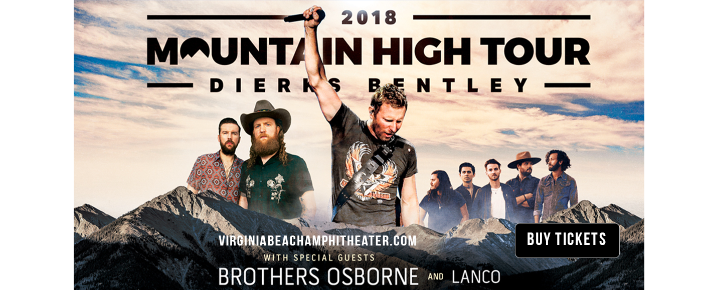 Dierks Bentley, Brothers Osborne & LANCO at Veterans United Home Loans Amphitheater