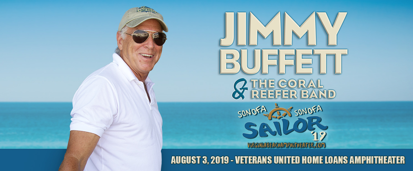 Jimmy Buffett at Veterans United Home Loans Amphitheater