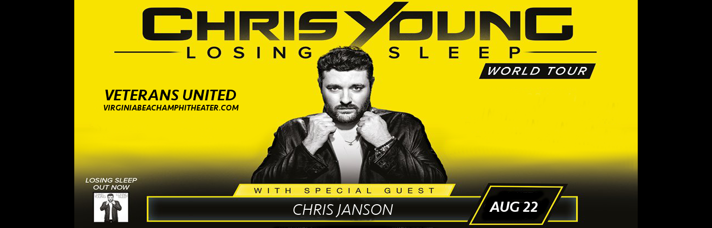 Chris Young & Chris Janson at Veterans United Home Loans Amphitheater