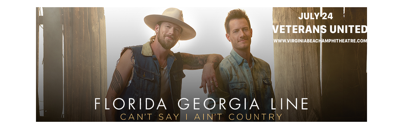 Florida Georgia Line, Dan and Shay & Morgan Wallen at Veterans United Home Loans Amphitheater