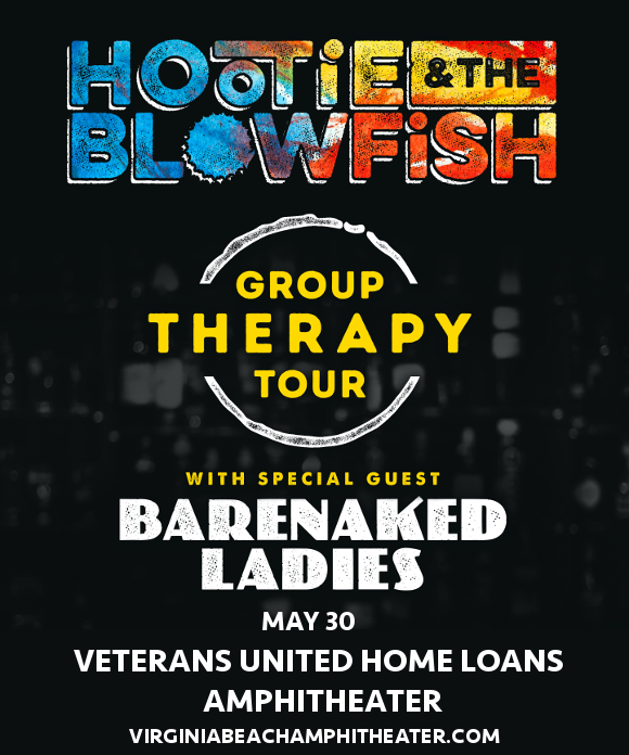 Hootie & The Blowfish at Veterans United Home Loans Amphitheater