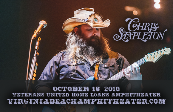 Chris Stapleton at Veterans United Home Loans Amphitheater