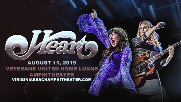 Heart, Joan Jett and the Blackhearts & Elle King at Veterans United Home Loans Amphitheater