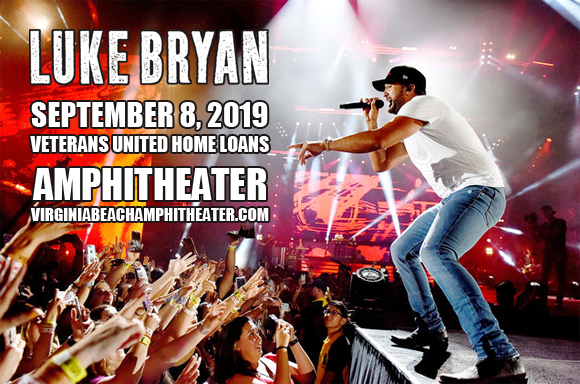Luke Bryan, Cole Swindell & Jon Langston. at Veterans United Home Loans Amphitheater