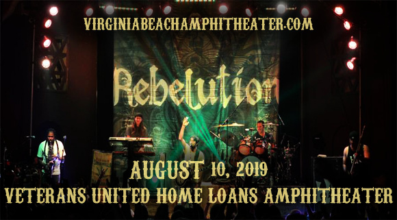 Rebelution at Veterans United Home Loans Amphitheater
